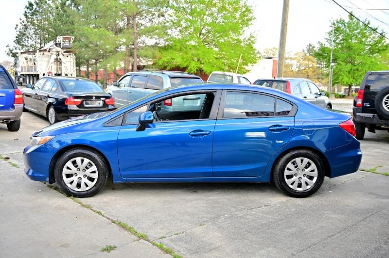 Honda Civic Sdn 2012 price $5,350