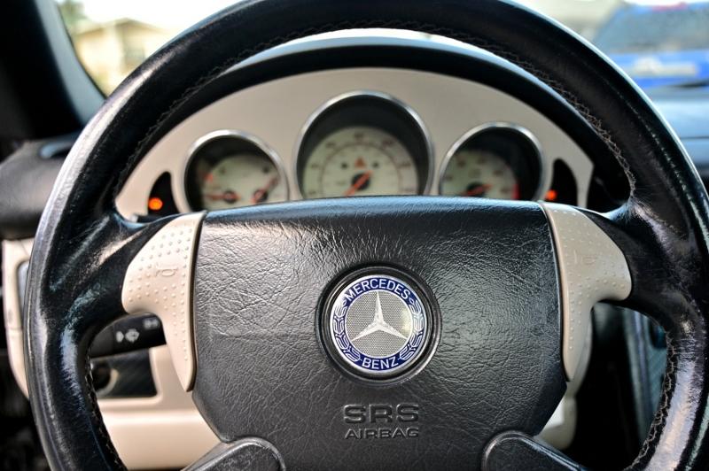 Mercedes-Benz SLK-Class 2000 price $5,450