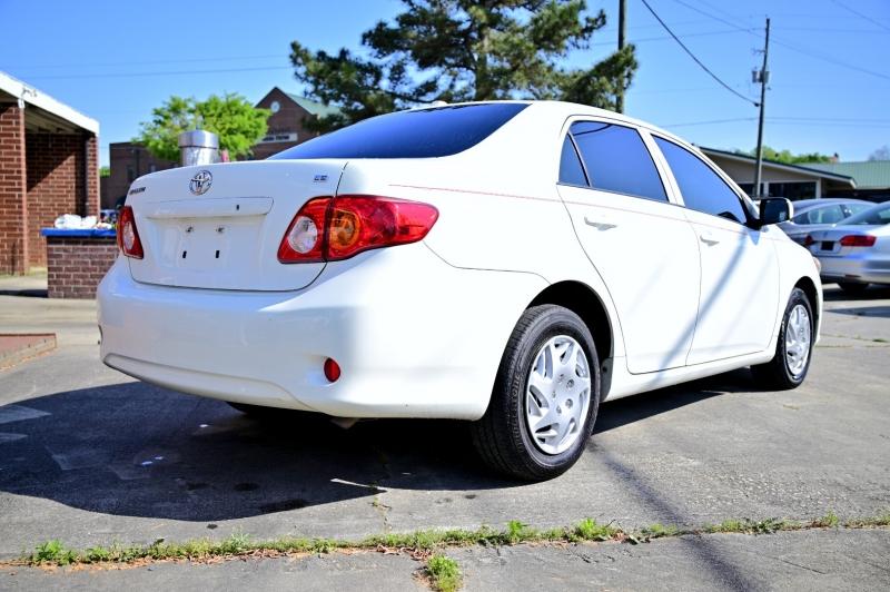 Toyota Corolla 2009 price $4,450