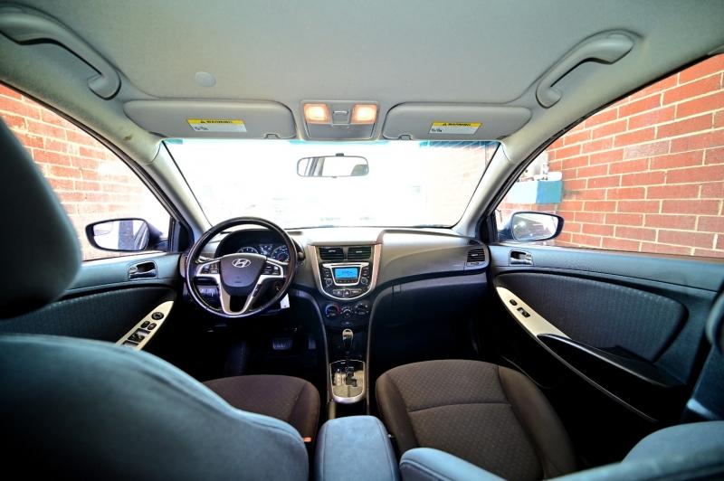 Hyundai Accent 2014 price $5,950