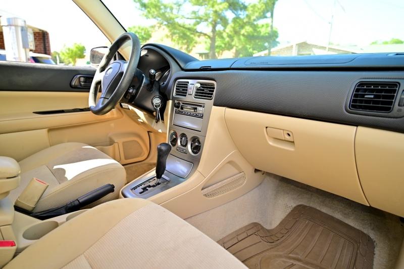 Subaru Forester 2007 price $4,950