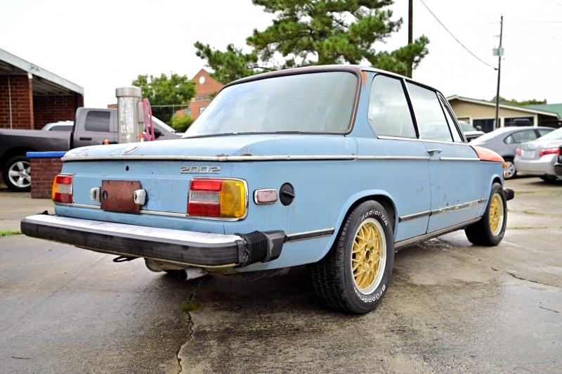 BMW 2002 1976 price $7,950
