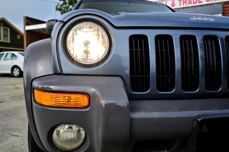 Jeep Liberty 2002 price $3,750