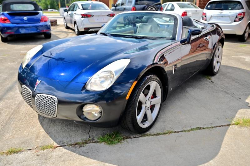 Pontiac Solstice 2006 price $4,850