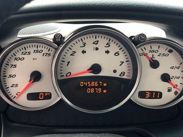 Porsche BOXSTER 2002 price $19,995