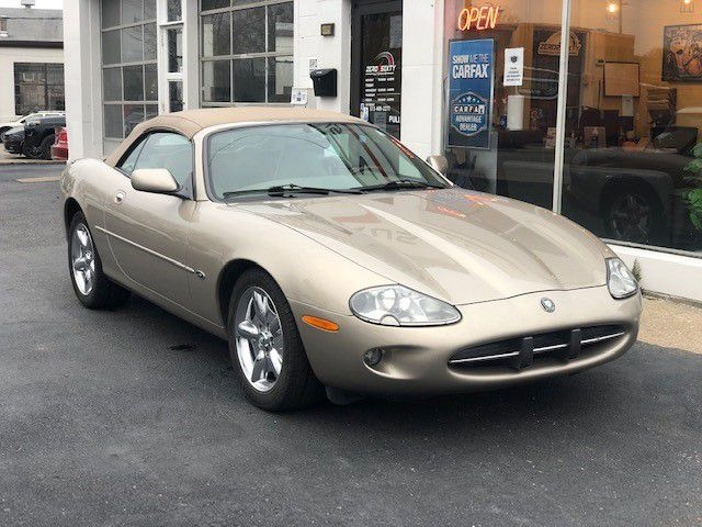 JAGUAR XK8 1997 price $8,495