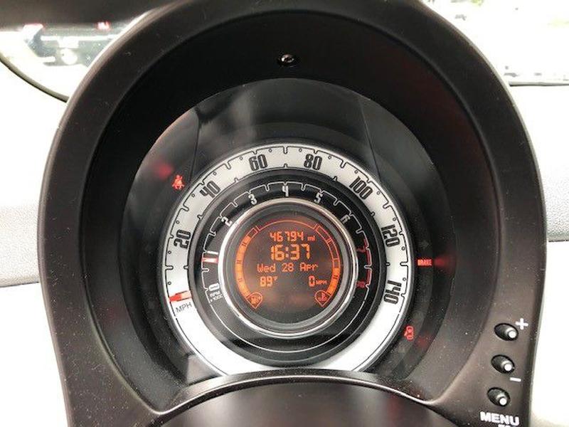 FIAT 500 2012 price $6,495