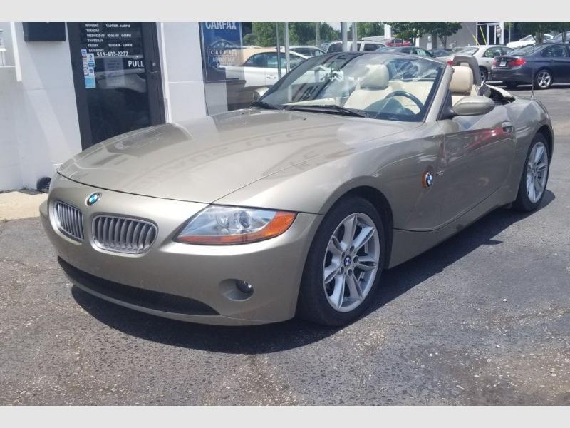 BMW Z4 2004 price $20,495