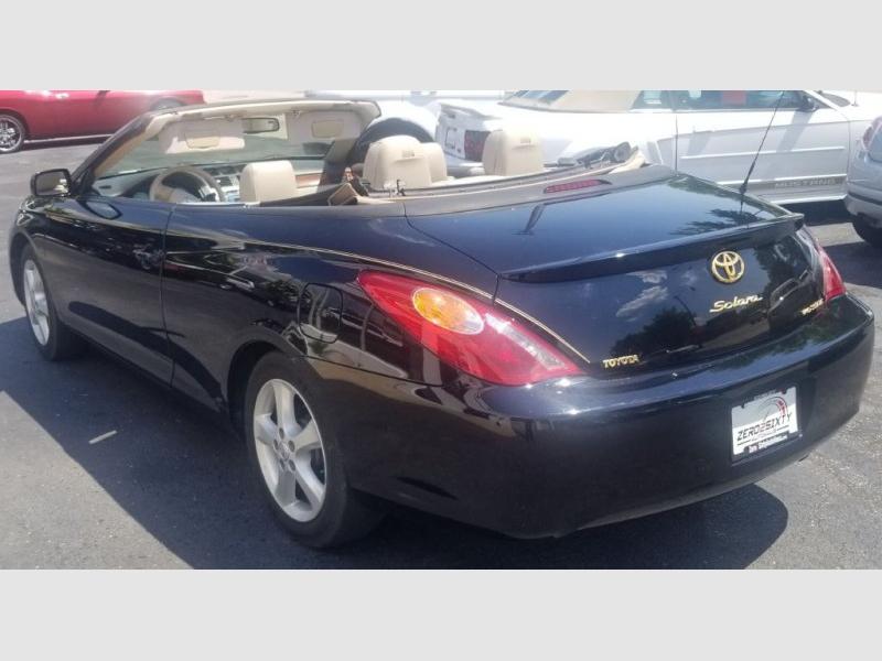 Toyota CAMRY SOLARA 2006 price $13,495