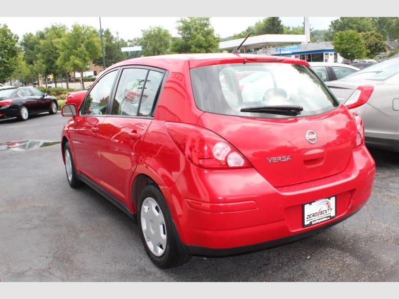 NISSAN VERSA 2009 price $6,395