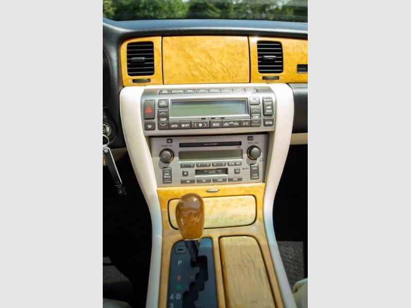 LEXUS SC 2002 price $26,000