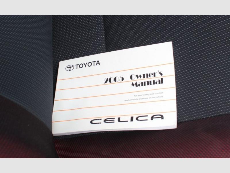 TOYOTA CELICA 2005 price $21,495