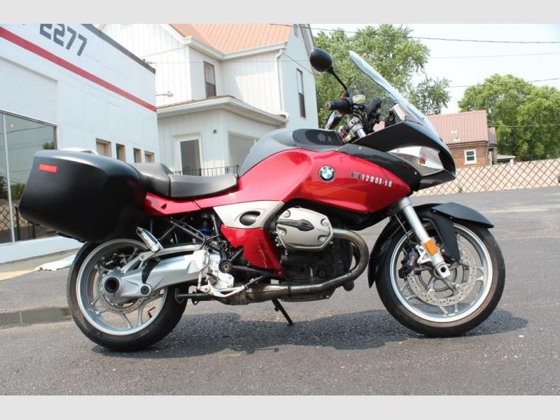 BMW R1200ST 2005 price $3,495