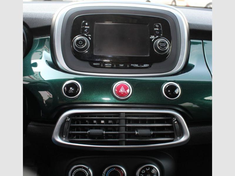 FIAT 500X 2016 price $9,495