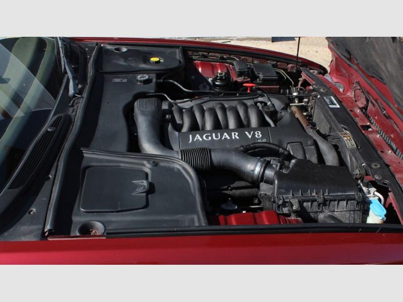 JAGUAR VANDEN PLAS 2000 price $7,995