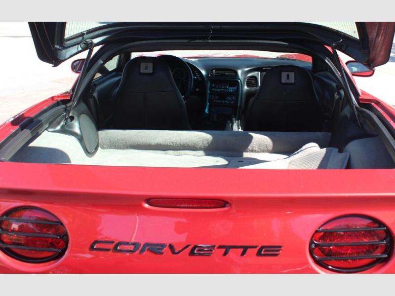 CHEVROLET CORVETTE 1998 price $19,995