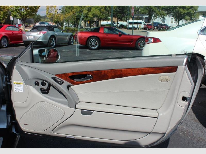 MERCEDES-BENZ SL 2004 price $26,995