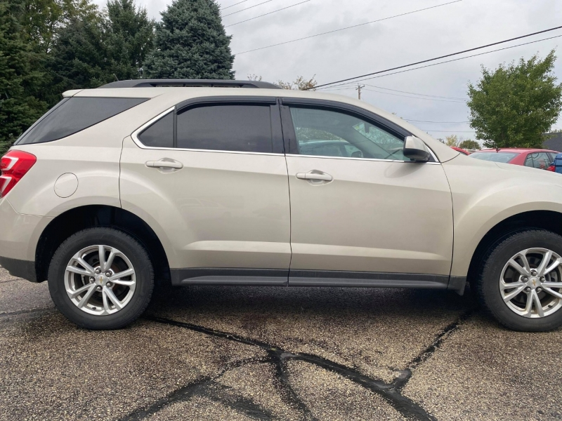 Chevrolet Equinox 2016 price $11,699