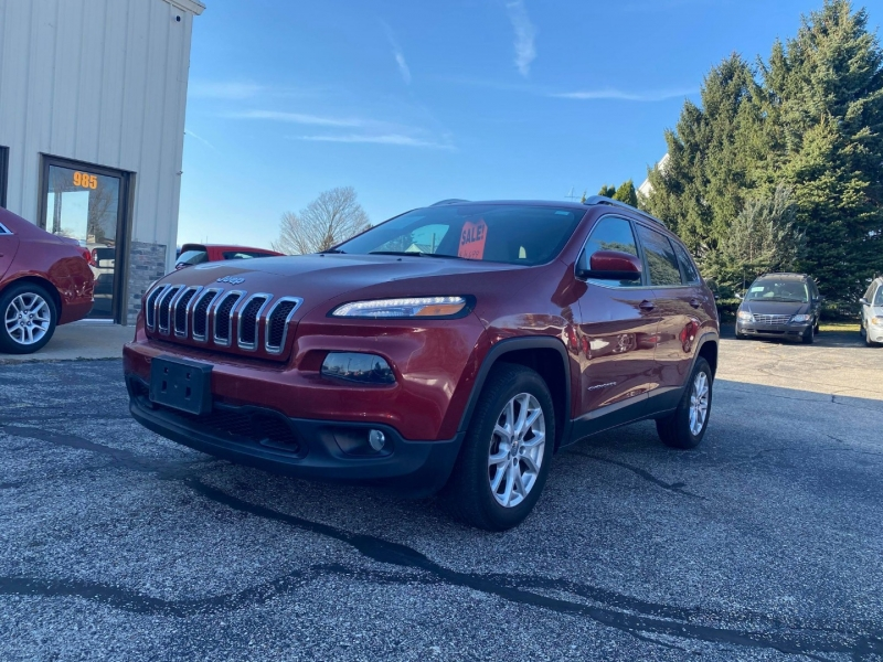 Jeep Cherokee 2016 price $10,699