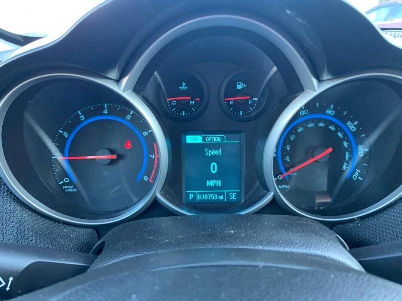 Chevrolet Cruze 2015 price $7,700