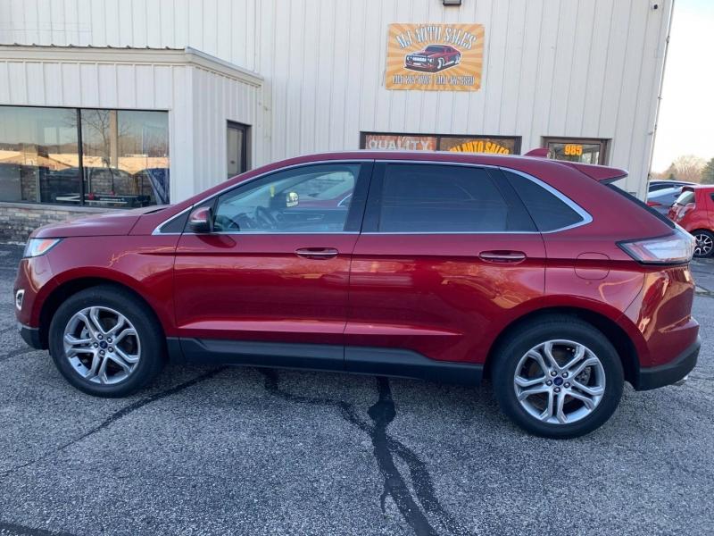 Ford Edge 2017 price $23,499