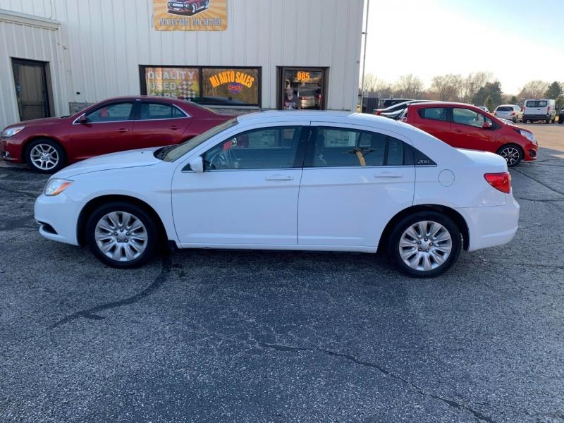 Chrysler 200 2012 price $6,499