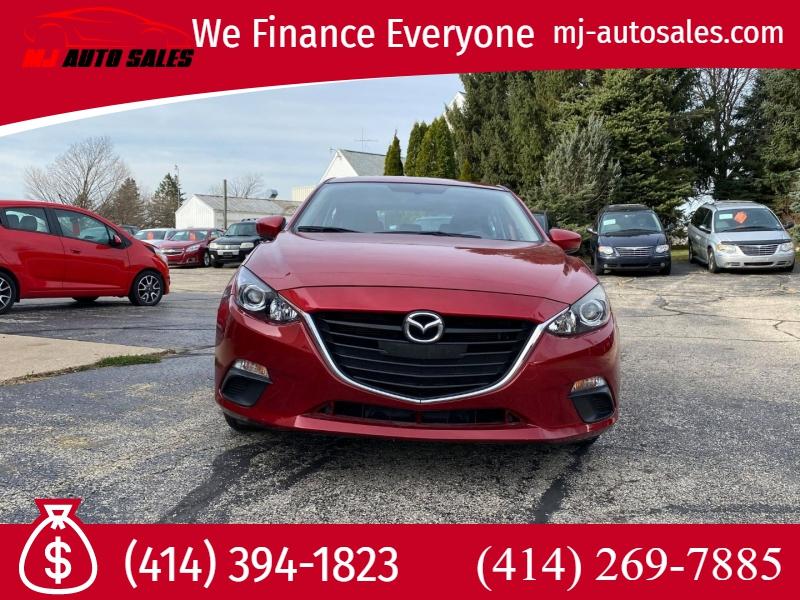 Mazda Mazda3 2014 price $8,000