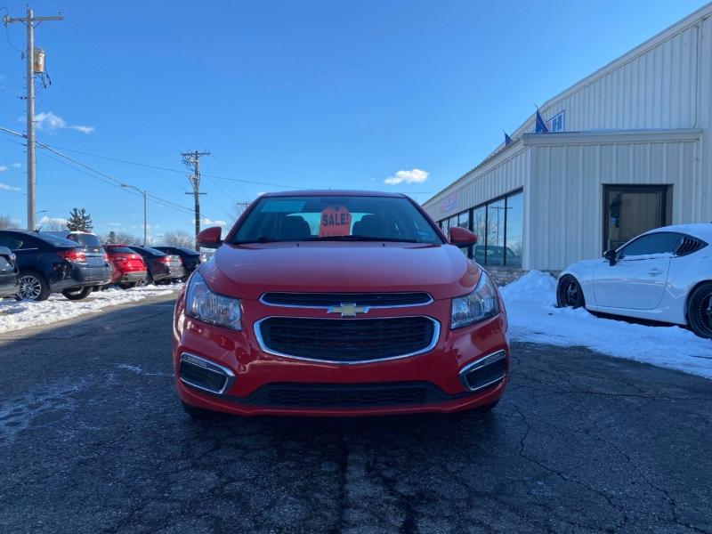 Chevrolet Cruze Limited 2016 price $6,999