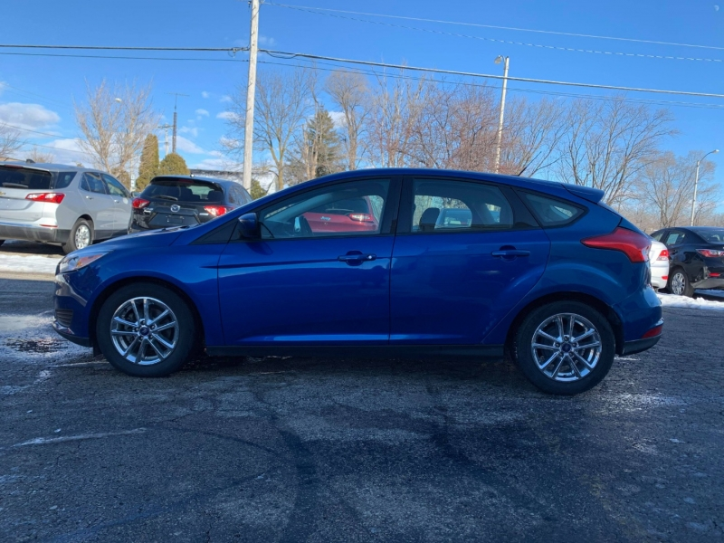 Ford Focus 2018 price $8,499