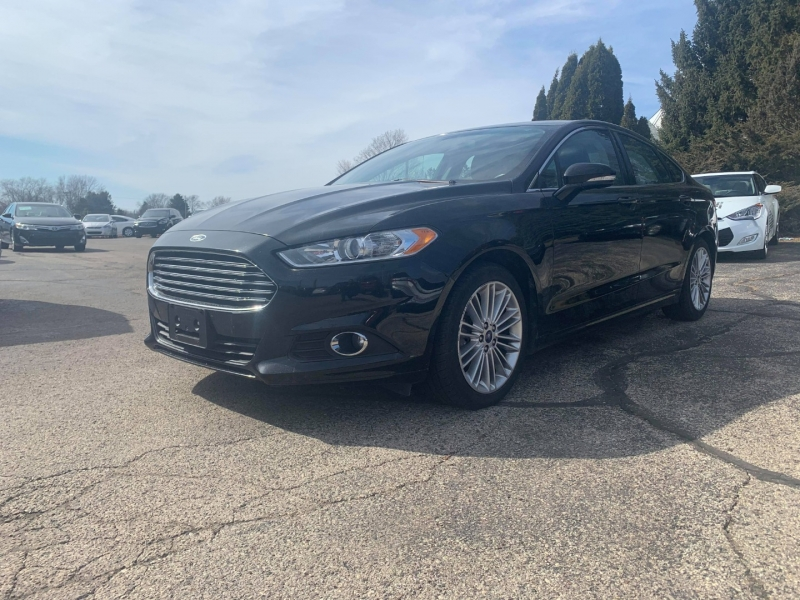 Ford Fusion 2016 price $10,599