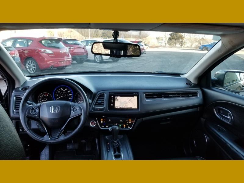 Honda HR-V 2017 price $14,900