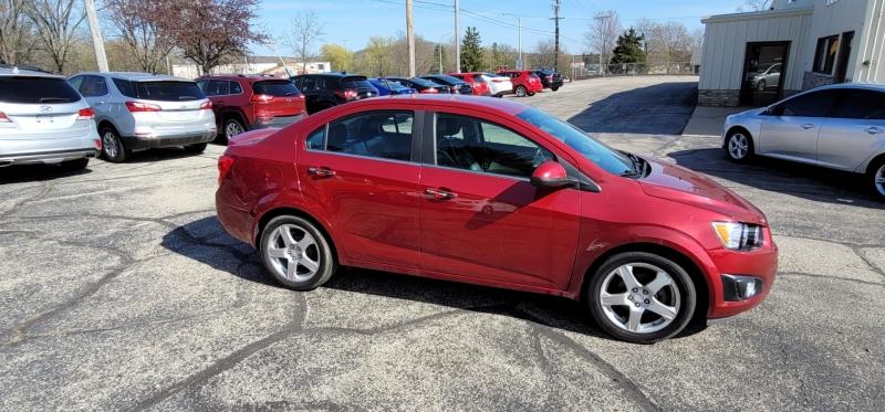 Chevrolet Sonic 2013 price $5,800