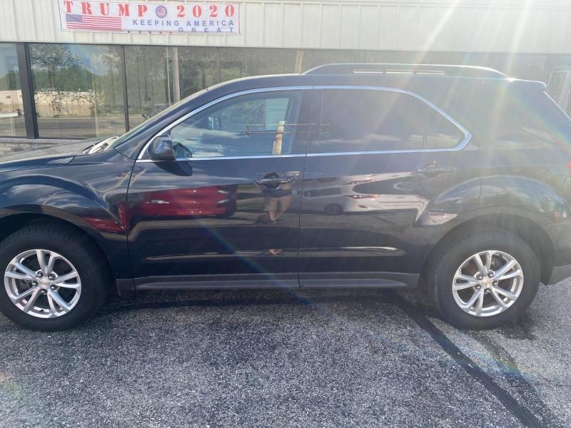 Chevrolet Equinox 2016 price $10,699
