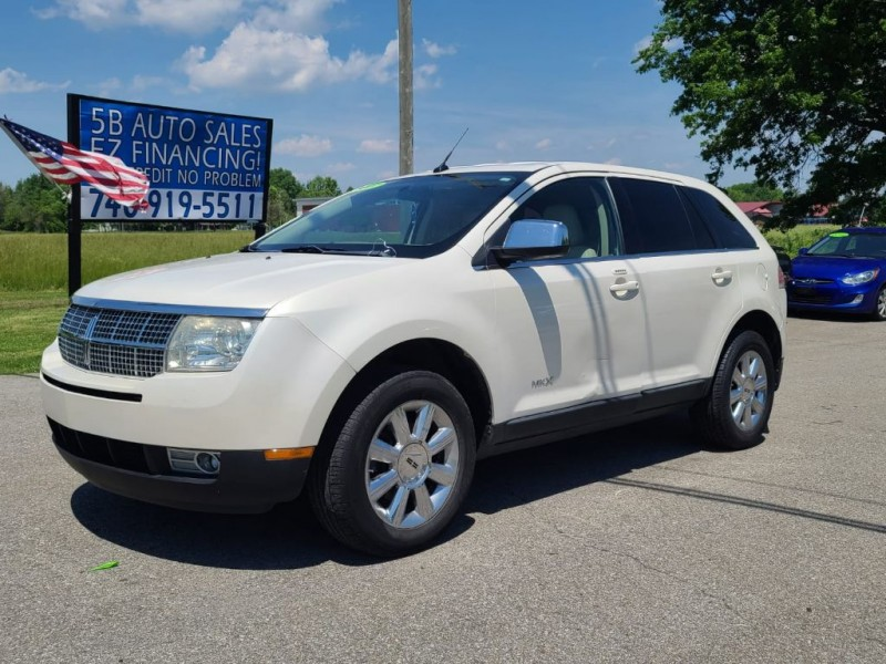 LINCOLN MKX 2007 price $7,225