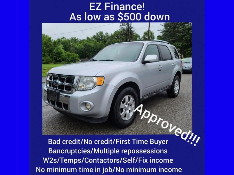 FORD ESCAPE 2011 price $8,275