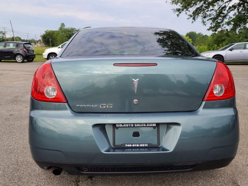 PONTIAC G6 2009 price $7,525