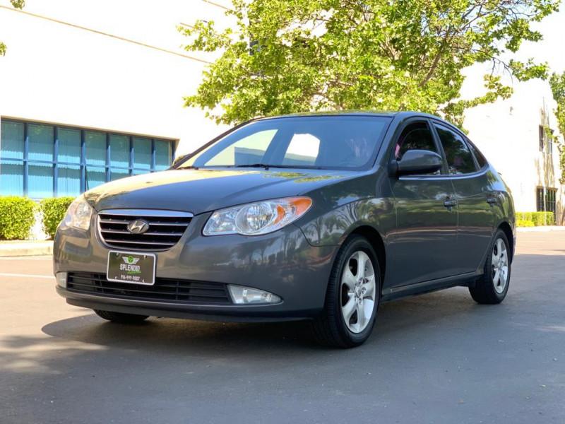 2008 Hyundai Elantra 4dr Sdn Man GLS