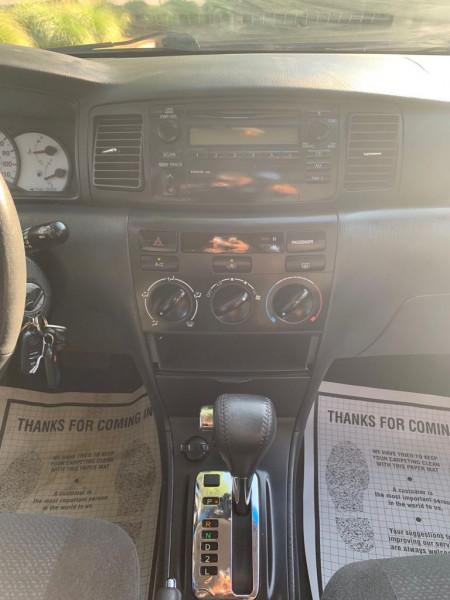 Toyota Corolla 2004 price $5,999
