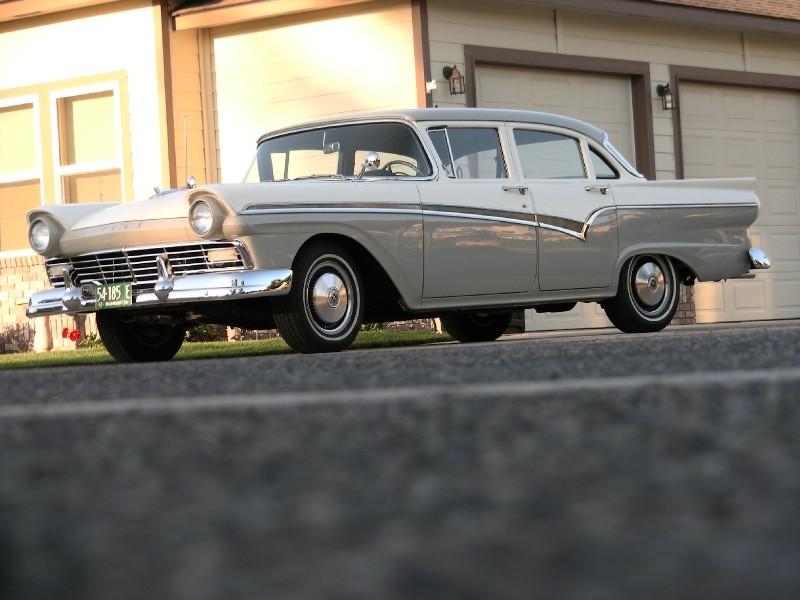 Ford Custom 300 1957 price $39,995