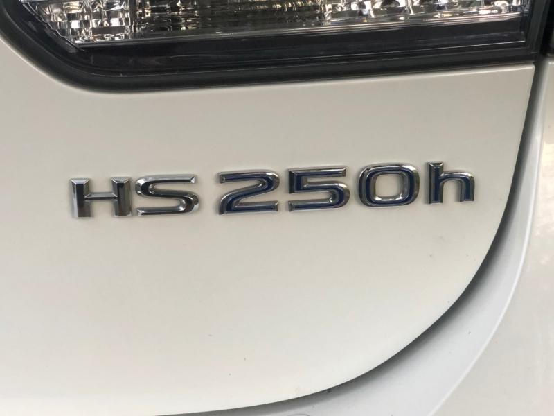 Lexus HS 250h 2010 price $12,995