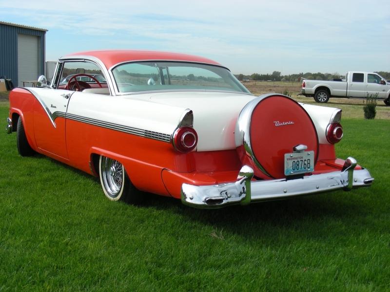Ford Victoria 1956 price $28,450