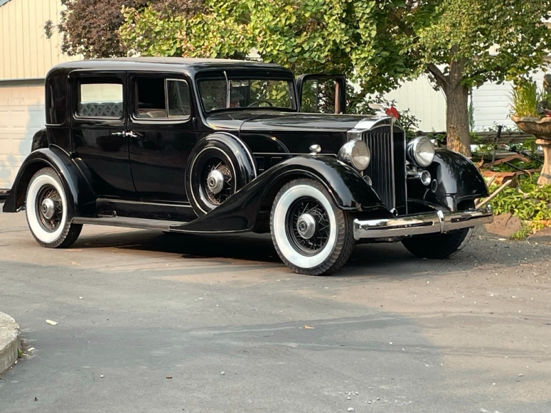 Packard Other 1933 price $54,995
