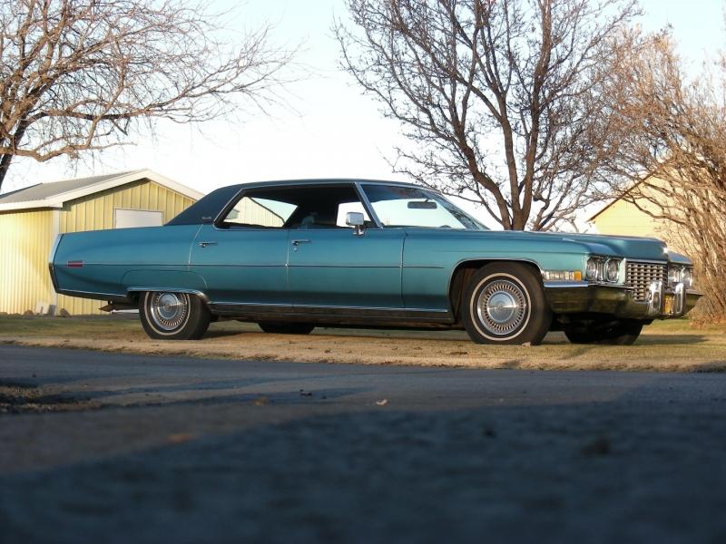 Cadillac DeVille 1972 price $15,995