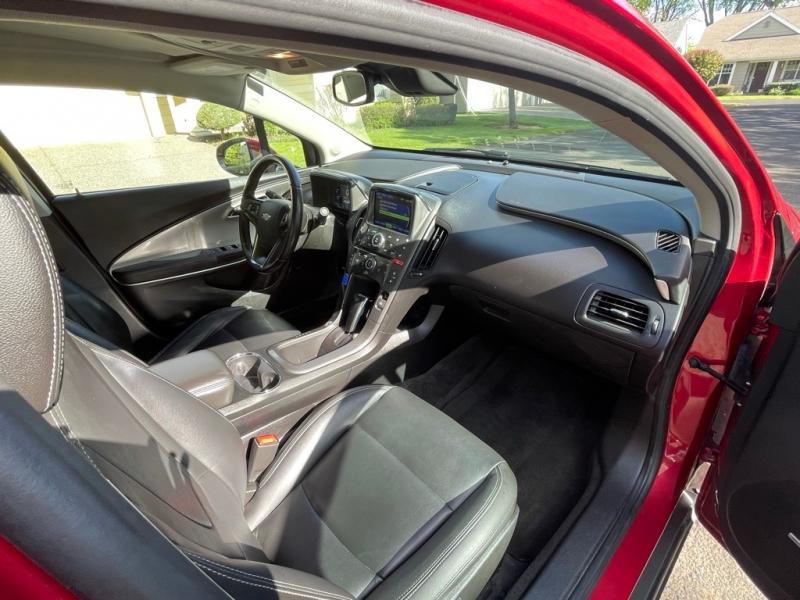 Chevrolet Volt 2014 price $14,995