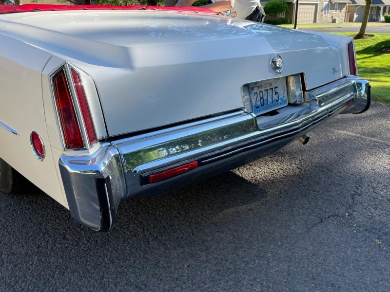 Cadillac Eldorado 1973 price $17,995