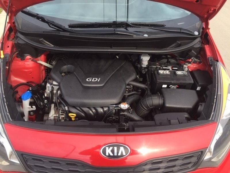 Kia Rio 2013 price $6,450