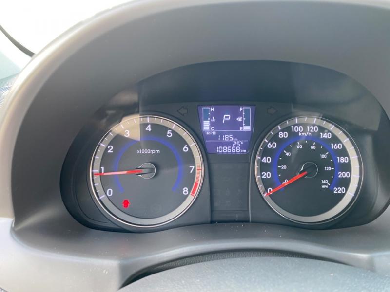 Hyundai Accent 2015 price $8,988