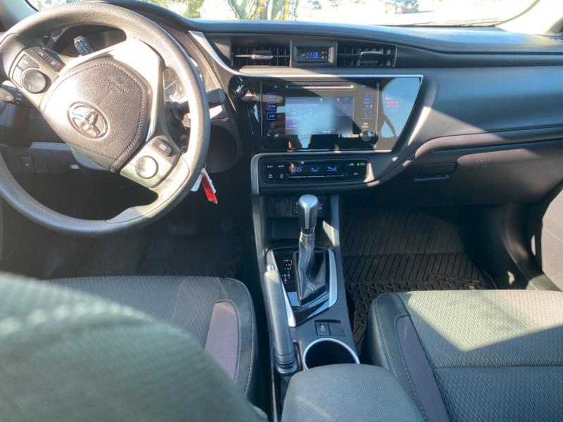 Toyota Corolla 2018 price $19,500