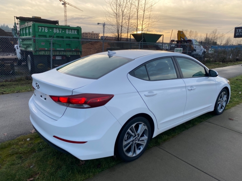 Hyundai Elantra 2017 price $14,988