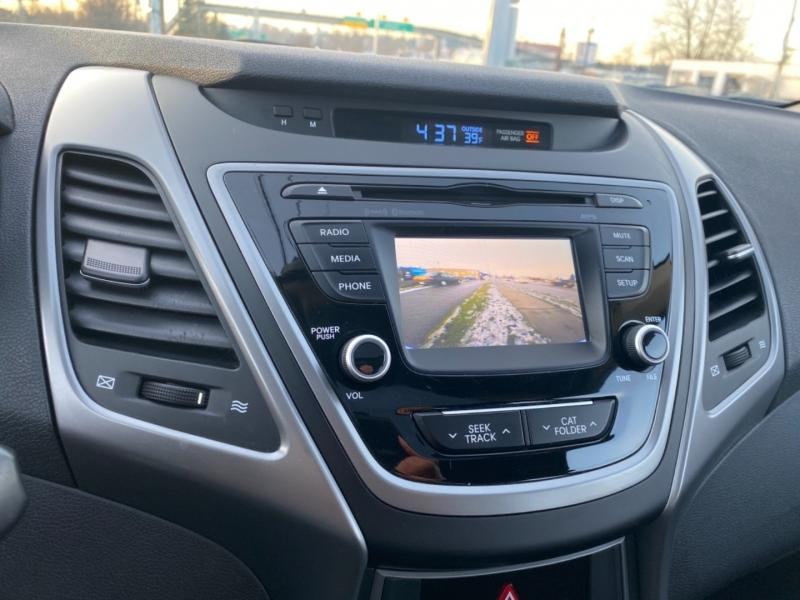 Hyundai Elantra 2016 price $11,988